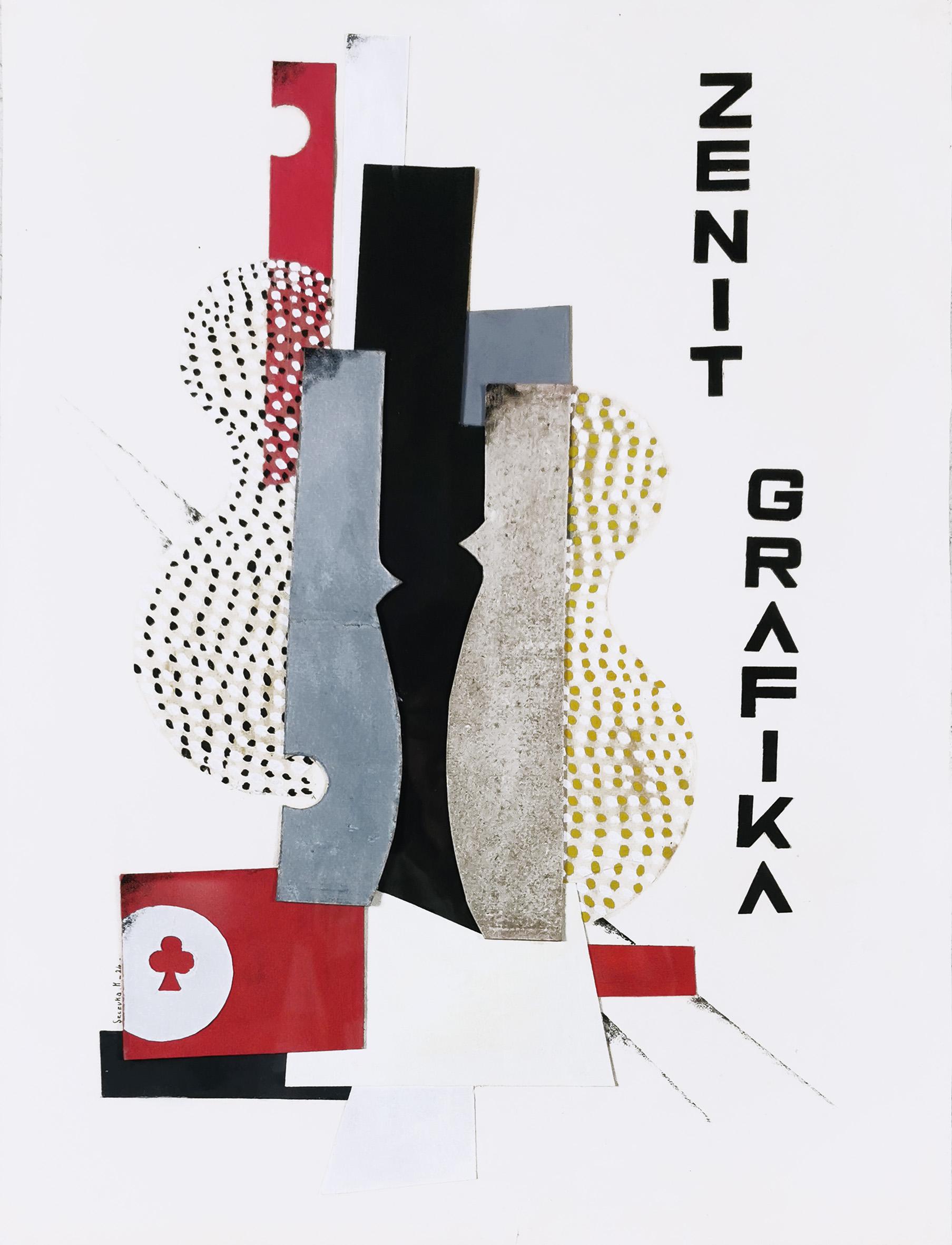 Zenit - Grafika, 1924