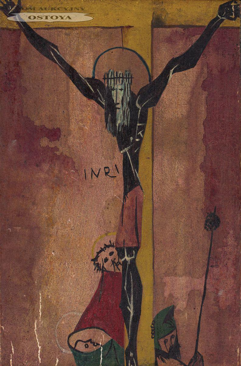 CHRYSTUS NA KRZYŻU, 1954