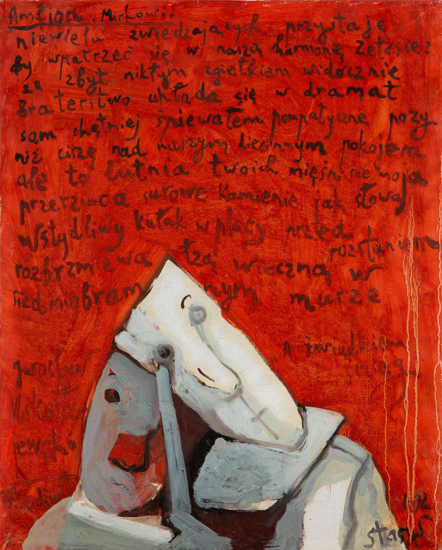 """""""Przedświt"""", 1992"""