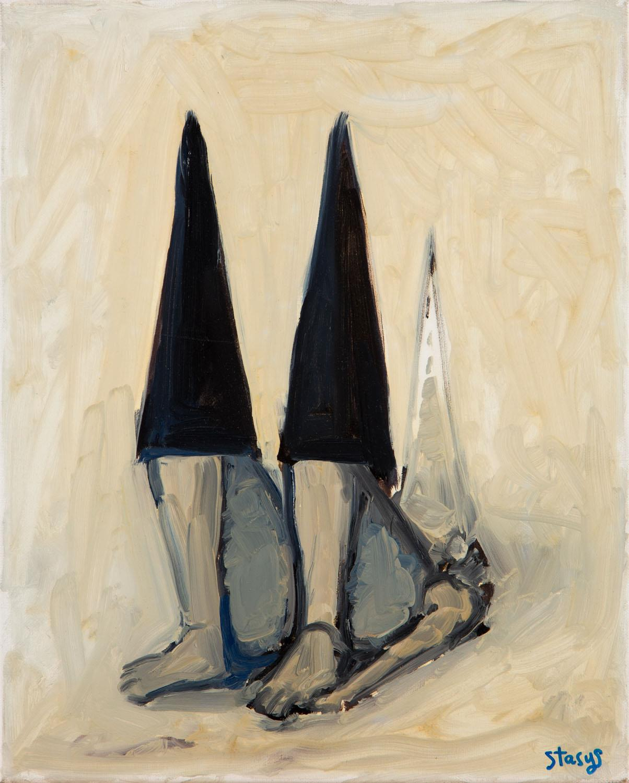 """Dwie wieże"", 2007"