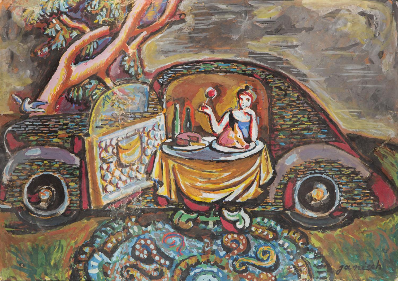 Kompozycja, 1930-35