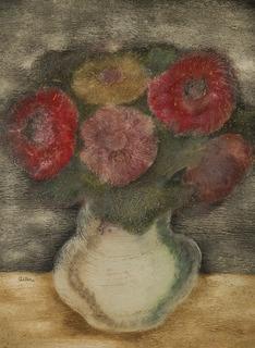 Kwiaty, około 1930