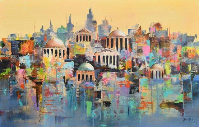 Metamorfozy miasta, 2020