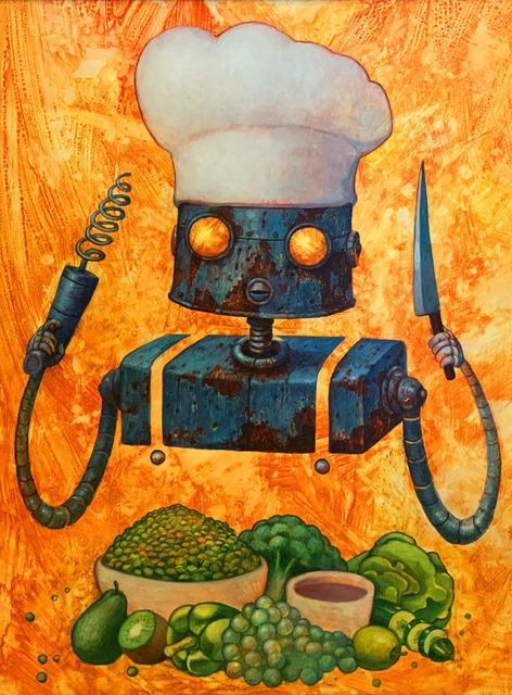 Robot kuchenny, 2020
