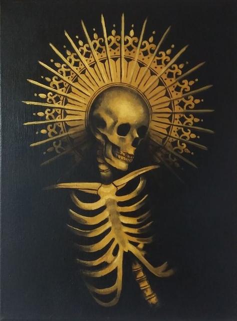 Muerta (inspirowana twórczością Bila Elisa), 2020