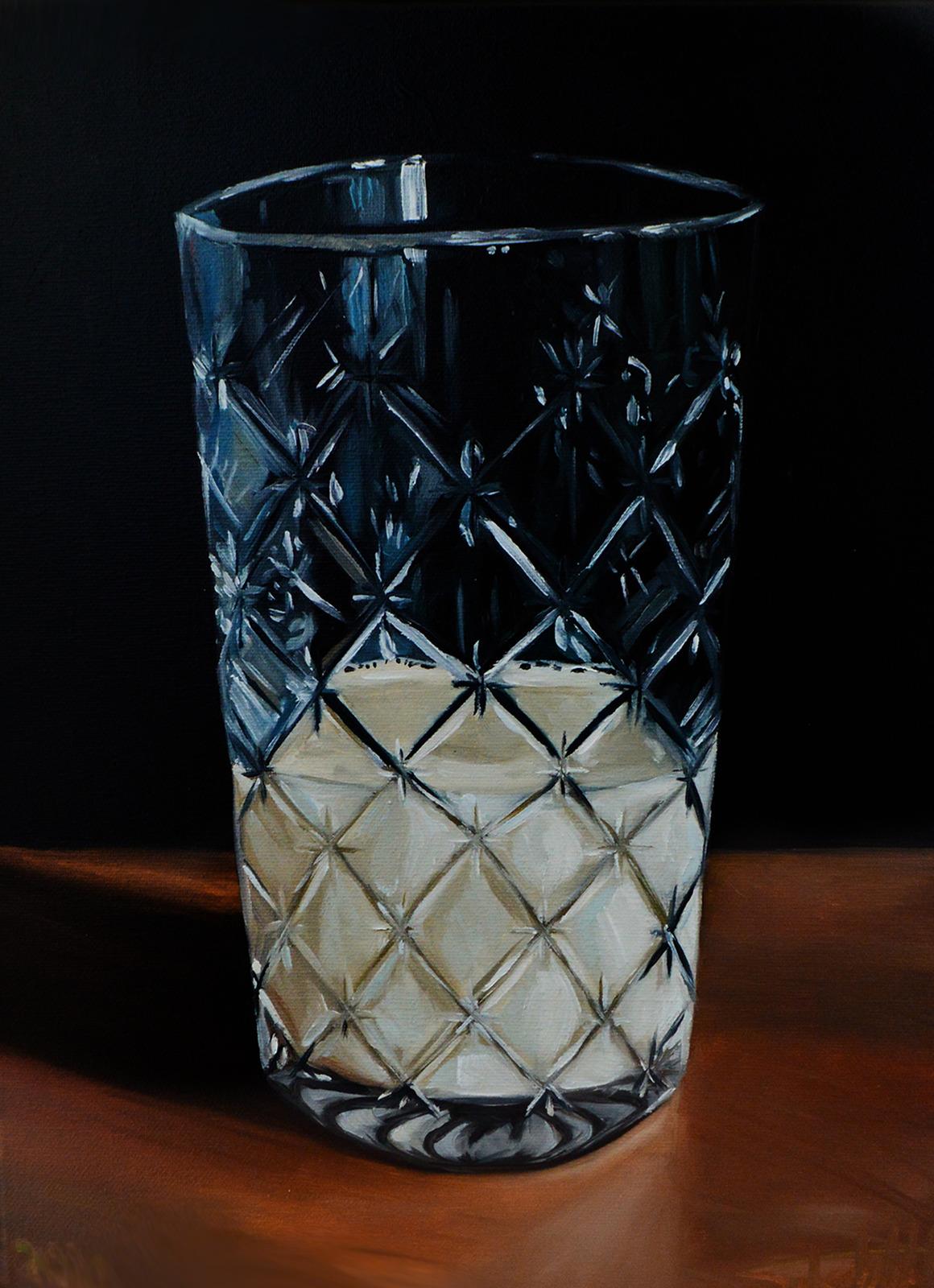 Ryflowana szklanka mleka, 2020