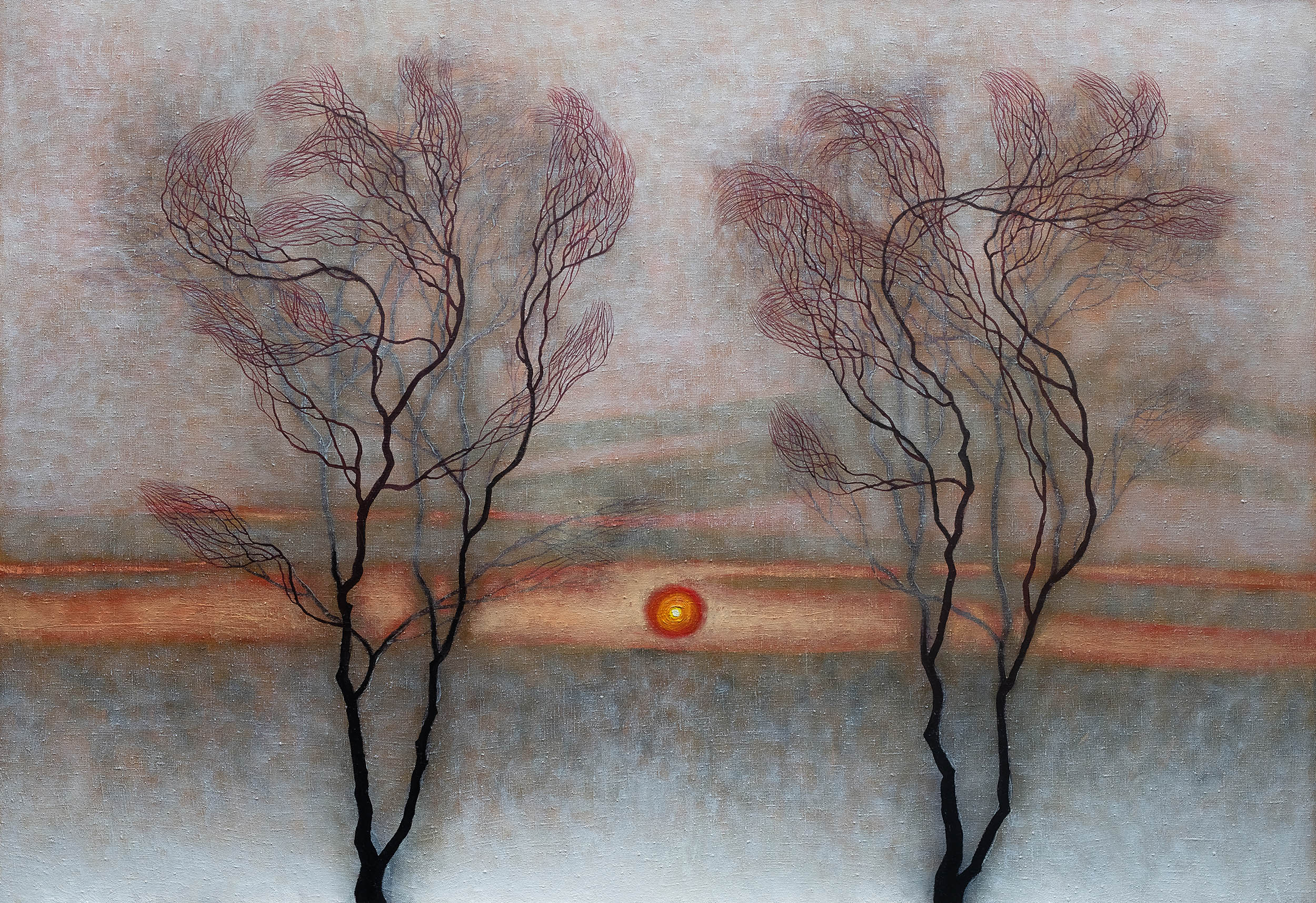 Samotne drzewa, 2020