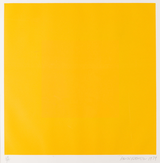 """Summer Suite"" (""Yellow with Yellow""), 1979"