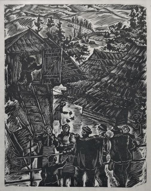 Z Teki Huculskiej [Karpackiej], 1939-1941