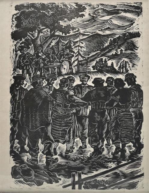 Z Teki Huculskiej [Karpackiej] - Kołomyja, (1939-1941)
