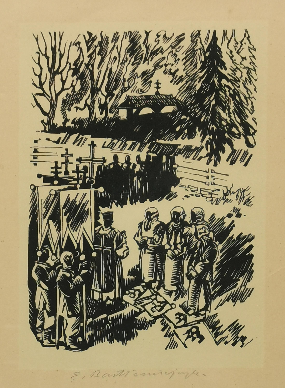 Święcone na Huculszczyźnie, 1937