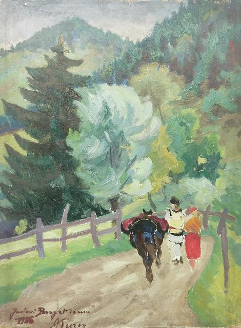 W drodze, 1936