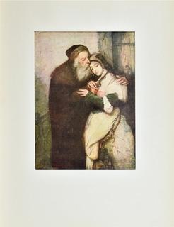 Shylok i Jessyka, 1875