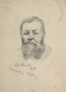 Portret Kuncewicza, 1896