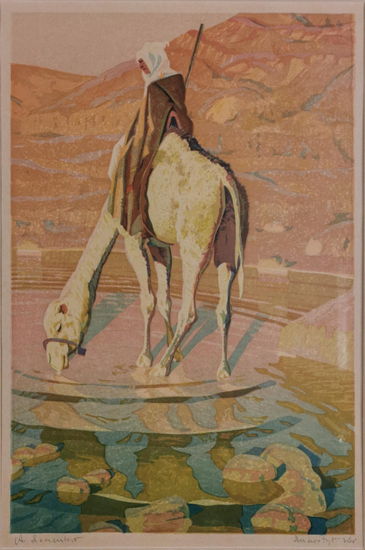 Beduin, 1935