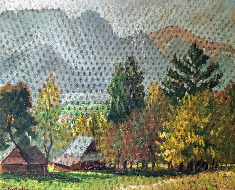Chaty w górach