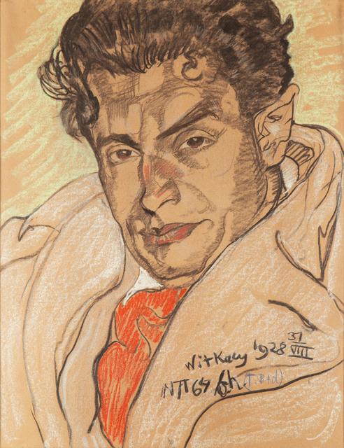 Portret mężczyzny, 1928
