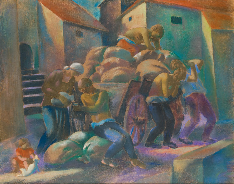 """Praca"", 1922"