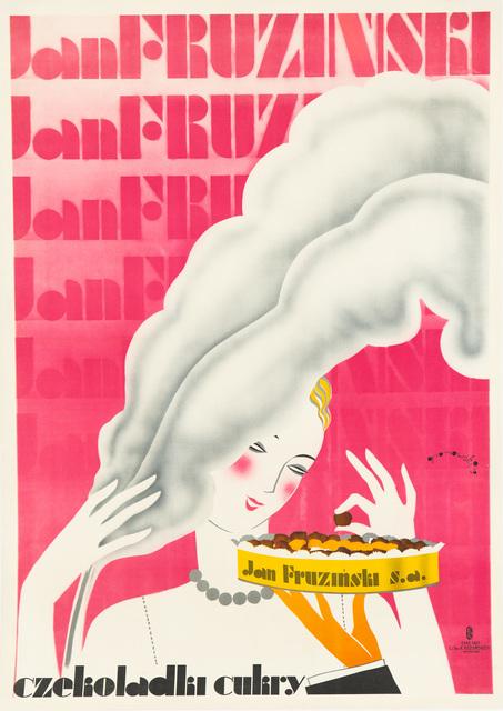 """""""Czekoladki cukry"""", 1930"""