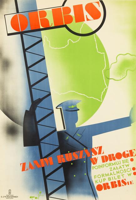 """""""Orbis"""", 1932"""