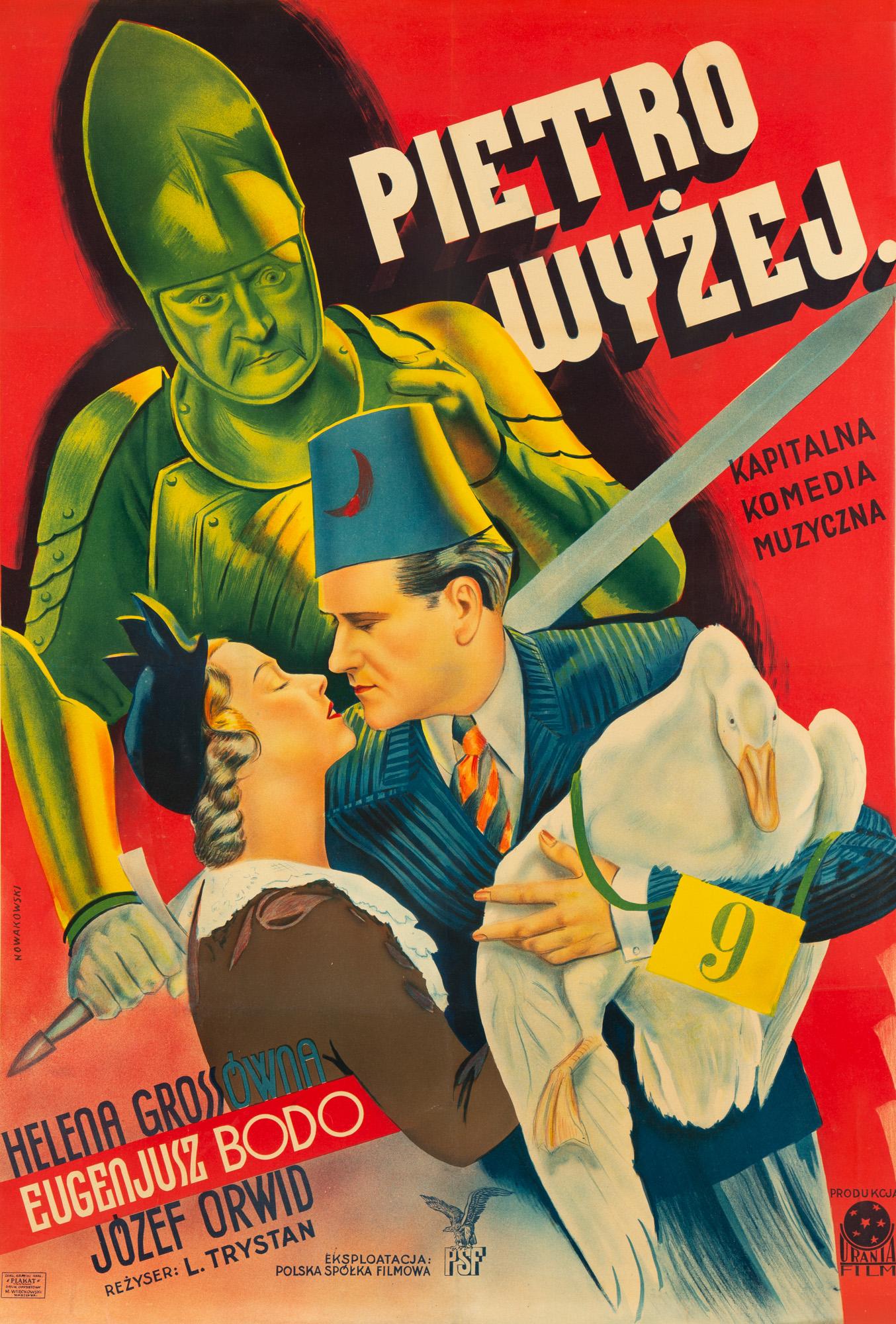 """""""Piętro wyżej"""", 1937"""