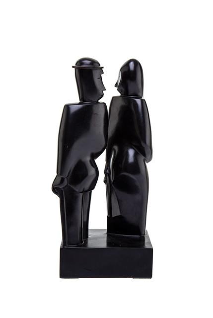 """""""Couple au parapluie"""", 1923-25"""