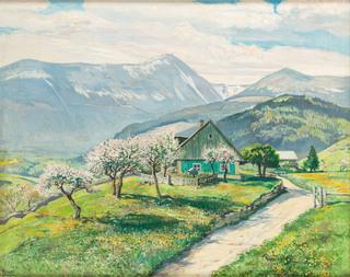 Wiosna w Karkonoszach