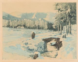 Widok na Śnieżne Kotły