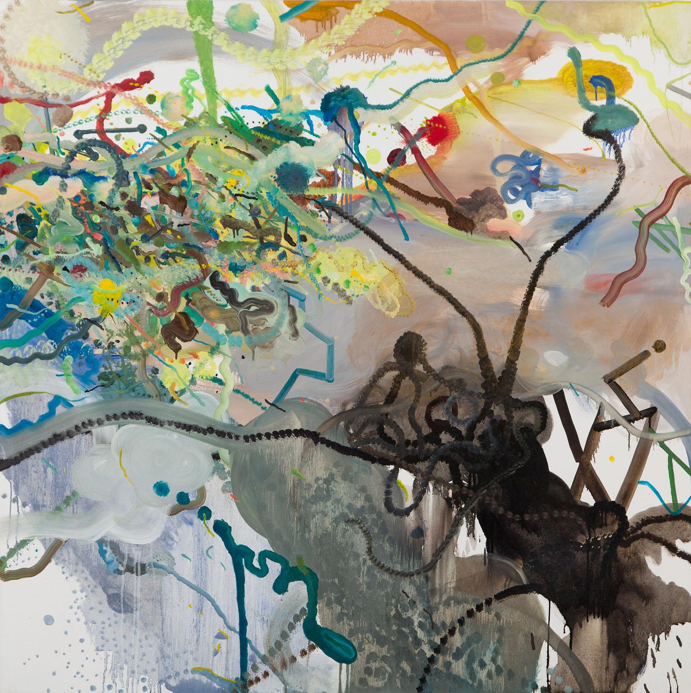 """Bitwa farby"", 2008"