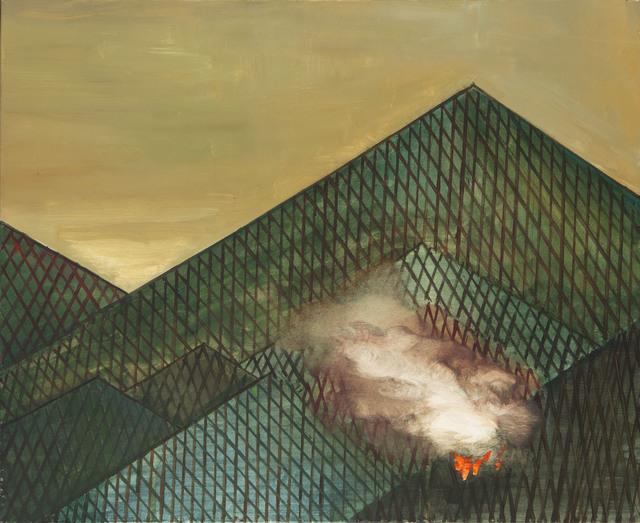 Bez tytułu (Ogień w górach), 2006