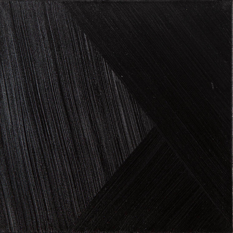 "Bez tytułu, z cyklu: ""Lamp Black"", 2007"