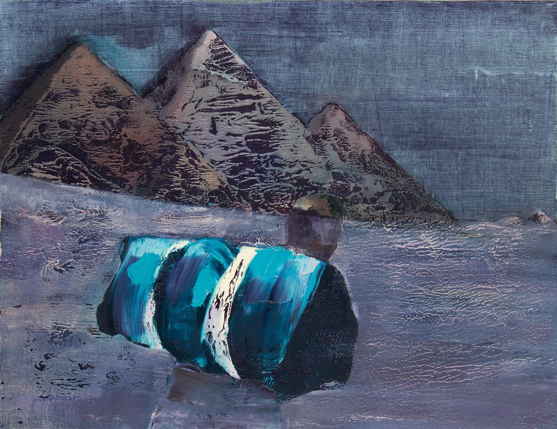 """""""Tragarz"""", 2017"""
