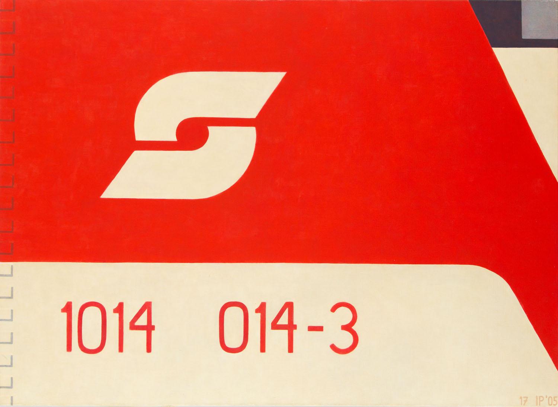 """""""1014 - 014 3 WIEN"""", 2005"""