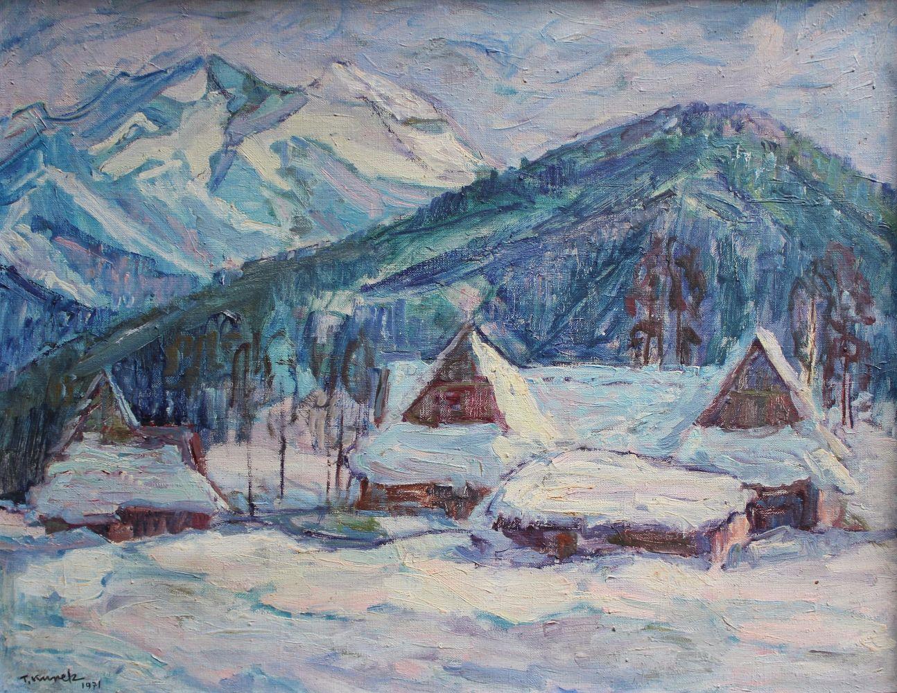 Zima w Tatrach (1971)