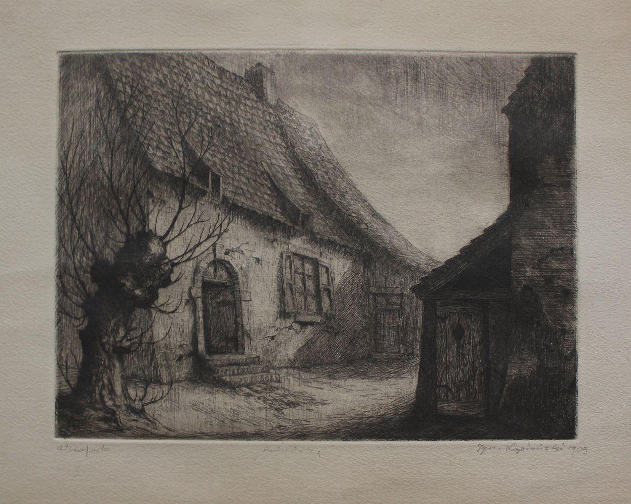 Podwórko (1903)