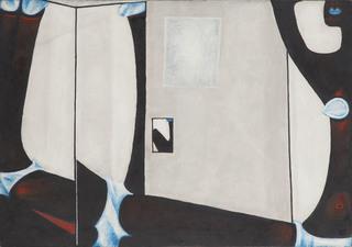 Akt w lustrze, 1977