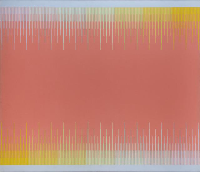 """""""Soft Flamingo"""", 1974"""