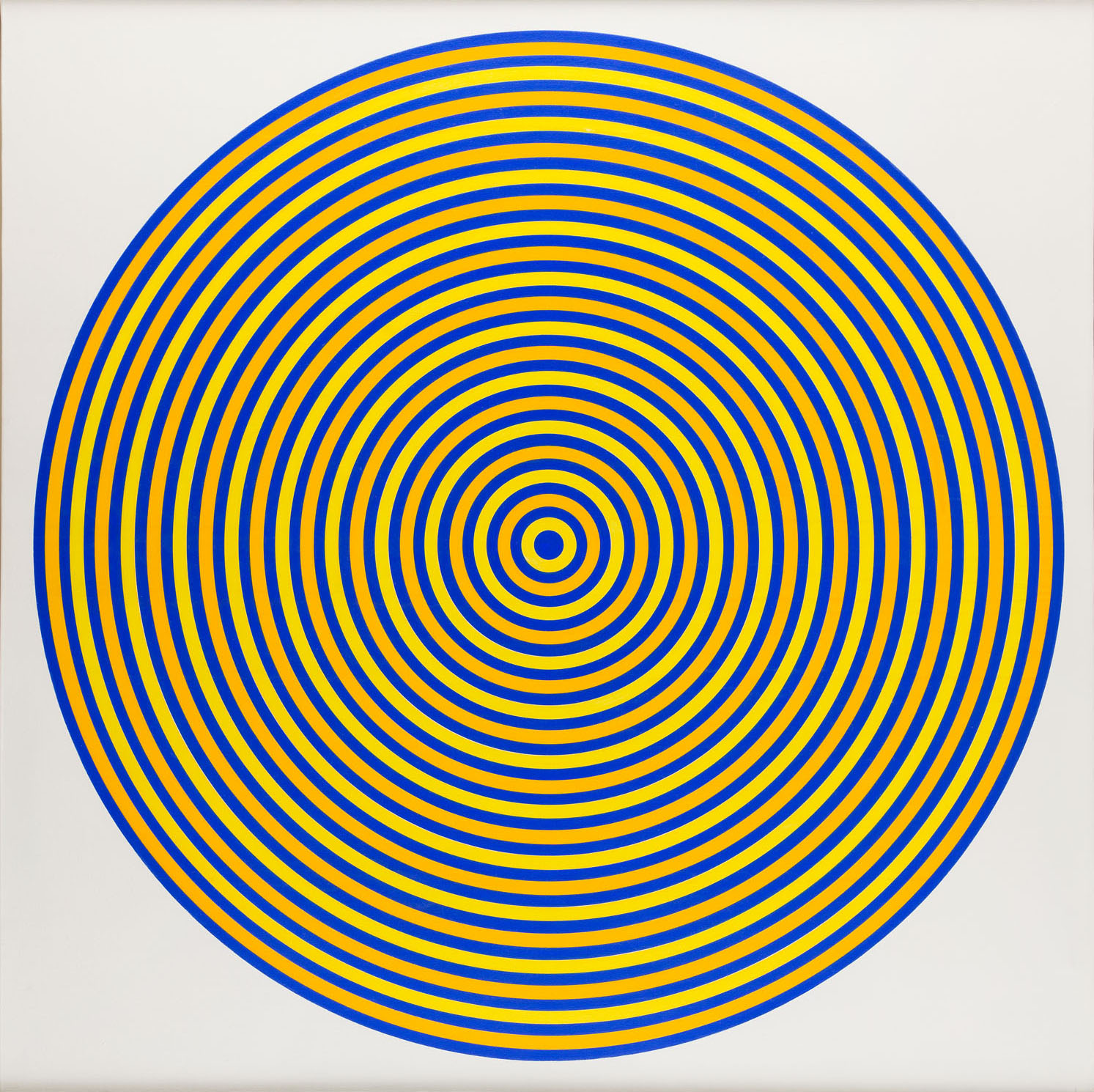 """""""C-149"""" (Blue with Two Yellows), 1965"""