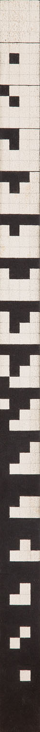 """""""Order Vertcial Game 4 x 4"""", 1981"""