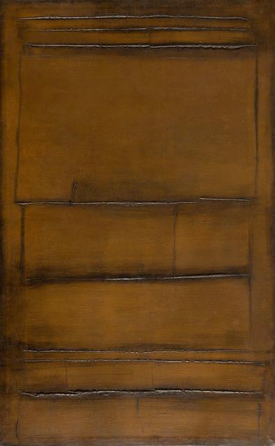 """Tau"", z cyklu ""Alfabet grecki"", 1965"