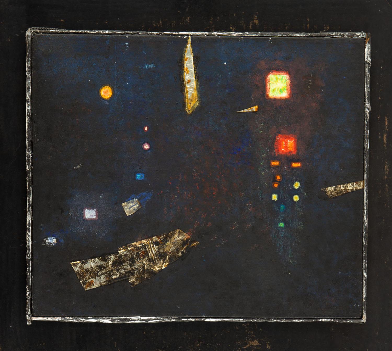 """""""Miasto"""", 1991"""