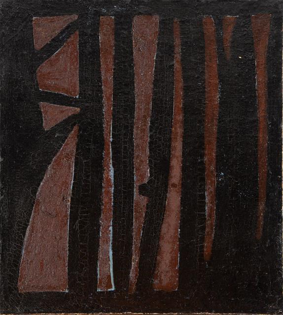 Kompozycja abstrakcyjna, 1960