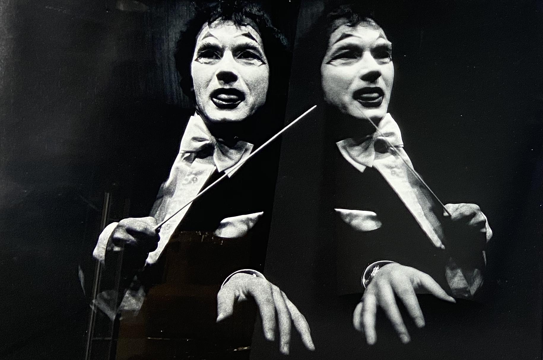 """""""Jerzy Maksymiuk - """"Dyrygent"""", 1980"""