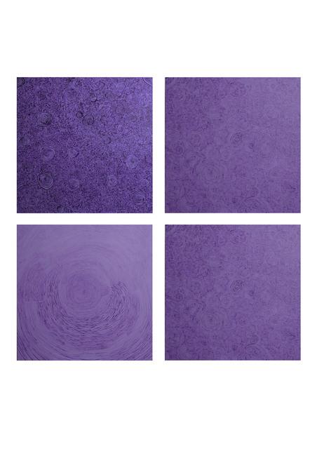 """""""Emotapety  VIOLET"""", 2006"""