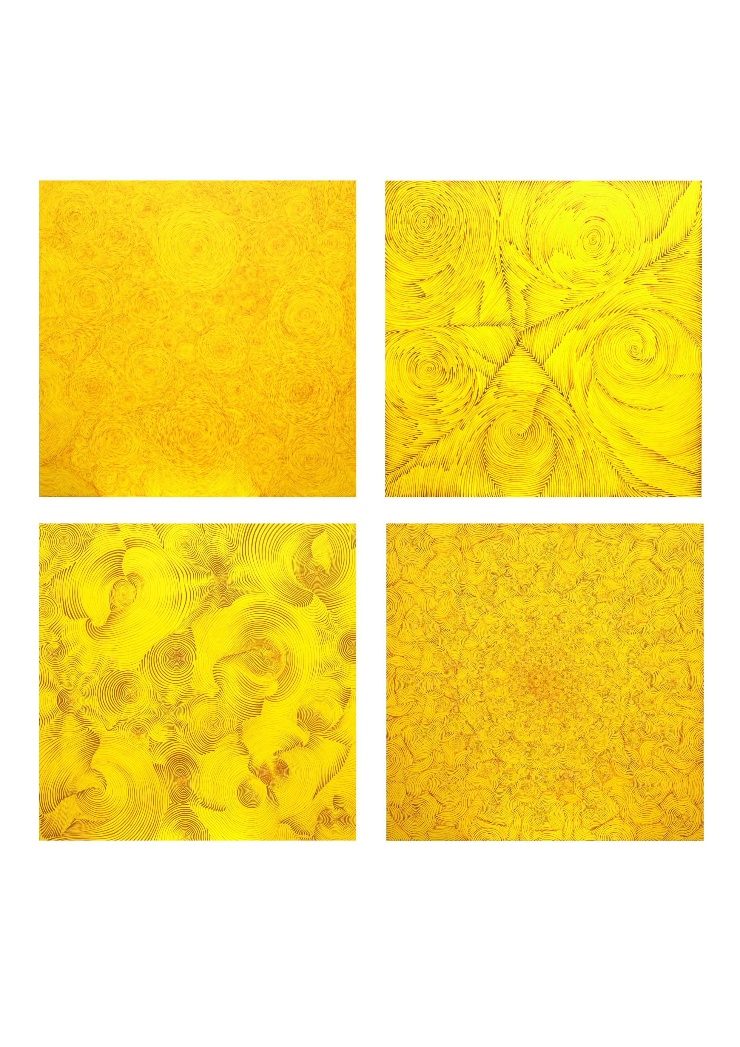 """""""Emotapety YELLOW-light"""", 2006"""
