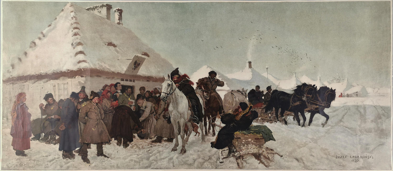 Józef CHEŁMOŃSKI (1849-1914) - wg