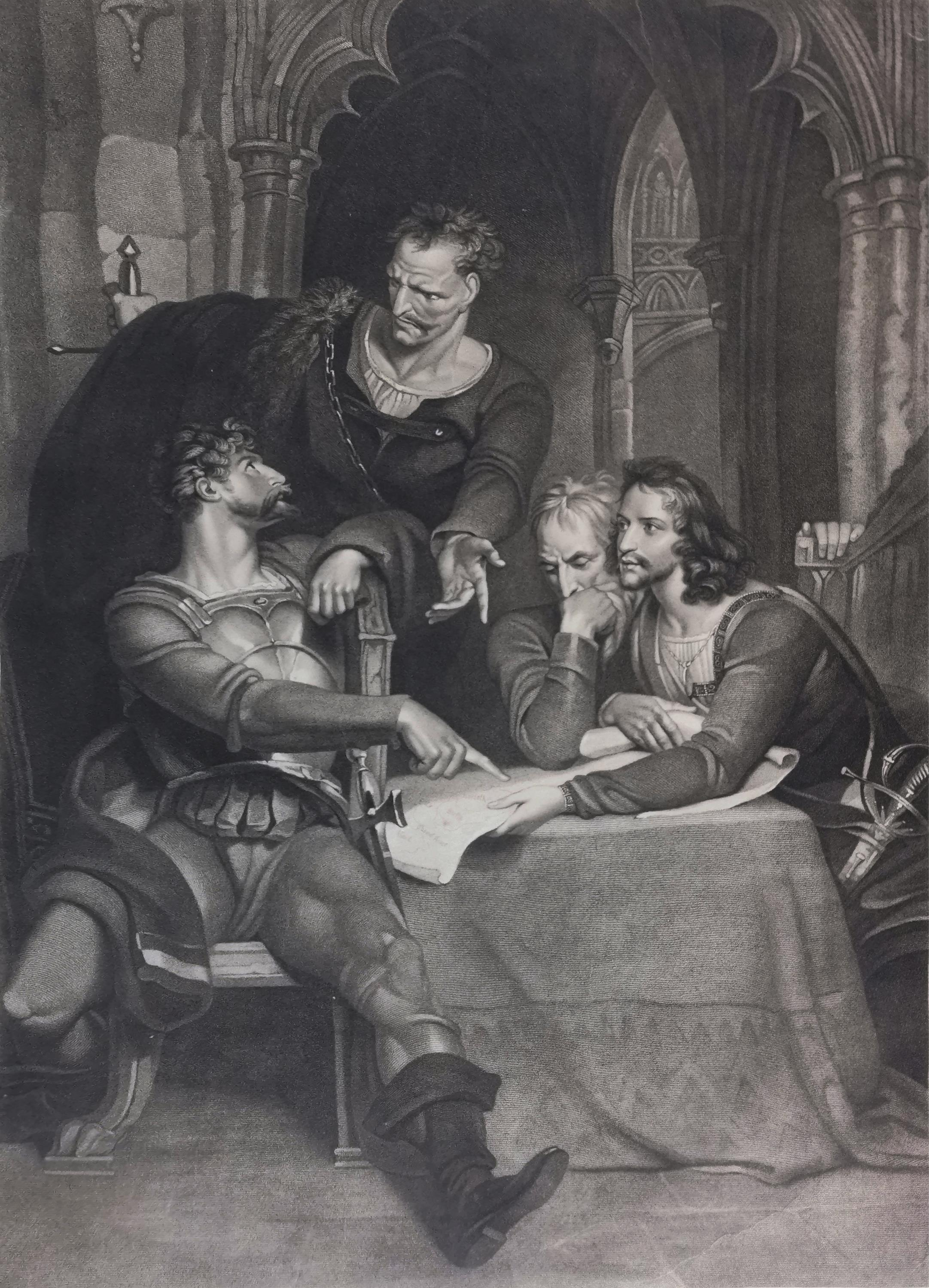 Shakspeare. King Henry the Fourth. Act
