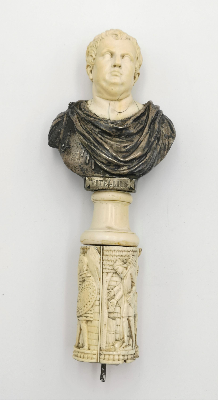 Popiersie rzymskiego imperatora Vitelius