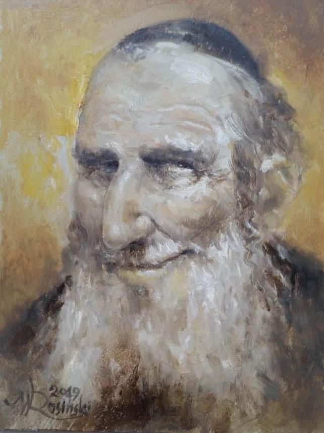 Portret Żyda 2019
