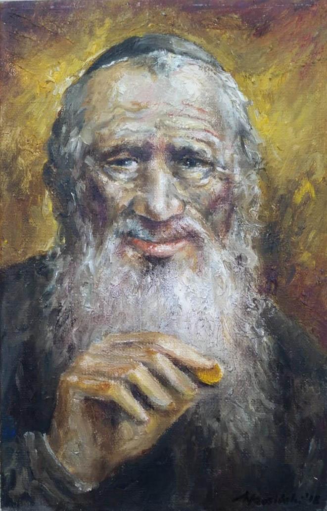 Żyd z monetą, 2018